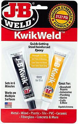 AU14.95 • Buy JB WELD - AUTOMOTIVE KWIK WELD STEEL REINFORCED EPOXY GLUE - 8276 - J-B Weld