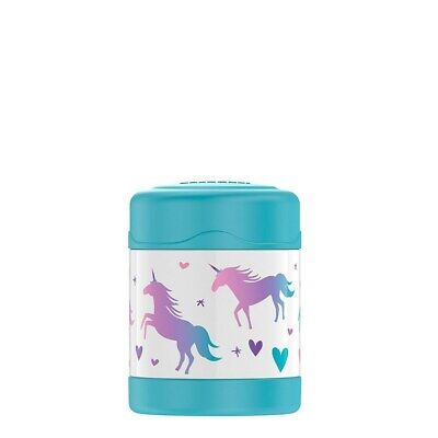 AU34.99 • Buy Thermos FUNtainer Stainless Steel Vacuum Insulated Food Jar 290ml Unicorns