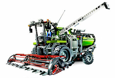 LEGO Technic Combine Harvester Dragster 8274 100% Complete • 179.99£