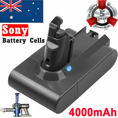 AU30.95 • Buy For Dyson Battery Replacement Vacuum Stick DC58 DC59 V6 Animal 967810-21 New