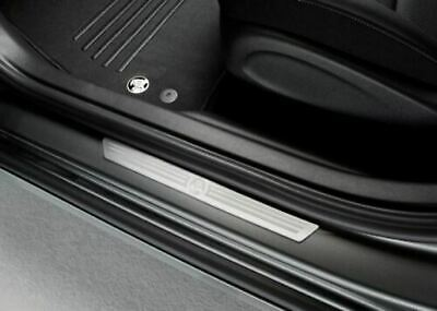 AU89.04 • Buy Genuine Holden Logo Stainless Steel Sill Plates To Suit ZB Commodore