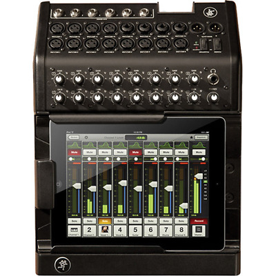 $699.99 • Buy Mackie DL1608 IPad-Controlled Digital Live Sound Mixer With 30-Pin Connector