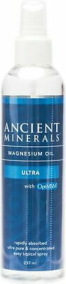 Ancient Minerals Magnesium Oil (50%) & Msm Ultra 237ml • 18.83£