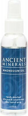 Ancient Minerals Magnesium Oil Full Strength 118ml • 11.62£