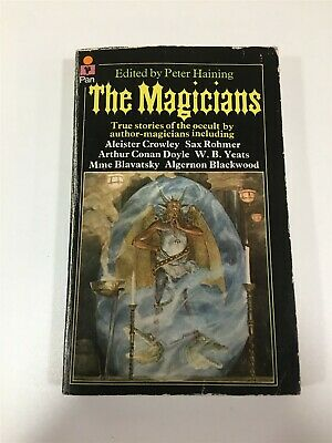 The Magicians Peter Haining Paperback BOOKS • 10.57£