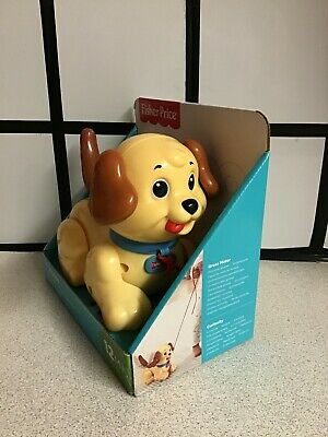 Fisher Price - Lil' Snoopy Pull Along Dog BRAND NEW IN BOX  • 14.99£