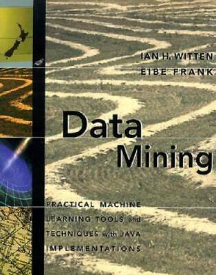 $4.09 • Buy Data Mining: Practical Machine Learning Tools And Techniques With Ja - VERY GOOD