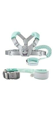 Baby Reins Walking Harness For Toddlers, Kids, Children, 3-in-1, Anti Lost • 11.99£