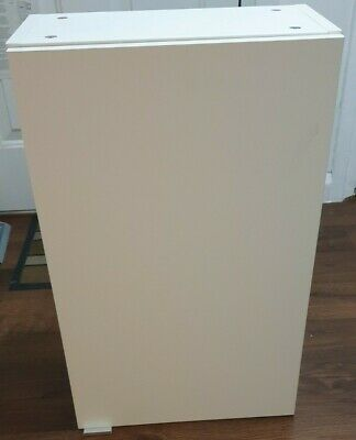 IKEA LILLANGEN Wall Mounted White Bathroom Cabinet. • 35£