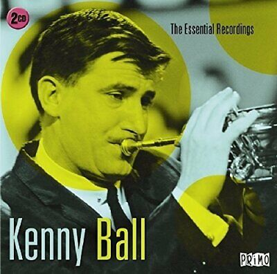 £5.33 • Buy Kenny Ball - The Essential Recordings [CD]