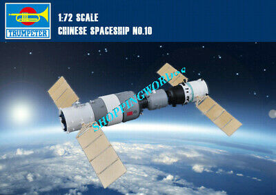 TR 01671 1/72 Assemble Model,Chinese Spaceship No.10 • 22.53£