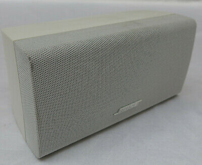 BOSE Center Original Lautsprecher Weiß Cube Lifestyle Acoustimass V T 5 10 15 • 61.23£
