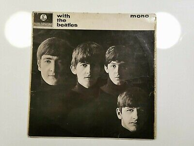 £40 • Buy The Beatles: With The Beatles PMC 1206. Rare 2nd Pressing: NMint Vinyl Collector