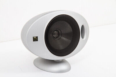 Kef HTS2001 Egg Centre Speaker With Surface Stand - FREE POSTAGE • 35£