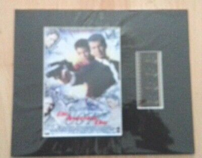 Die Another Day Mounted Mini Film Poster & Film Cell James Bond 007 • 12.95£