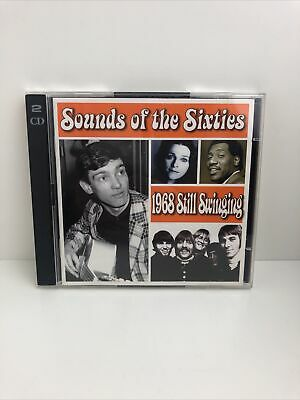 Time Life - Sound Of The Sixties - 1968 Still Swinging CD • 29.99£