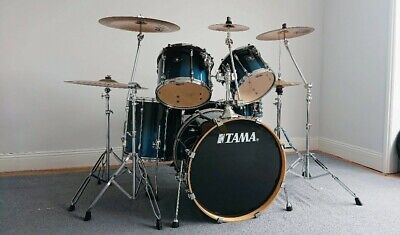 Tama Drum Kit With Accessories  • 650£