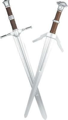 £92.48 • Buy The Witcher Steel And Silver Foam Sword 2-Pack