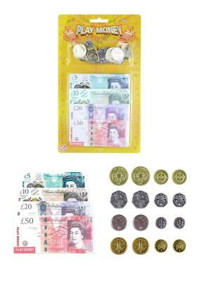 £3.63 • Buy Children's Pretend Play Money Set Role Play Shops Till Counting Learning