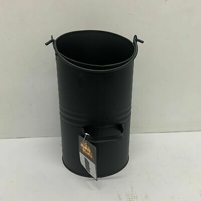 Black Coal Hod 16'' Straight Coal Scuttle Bucket  • 15.95£