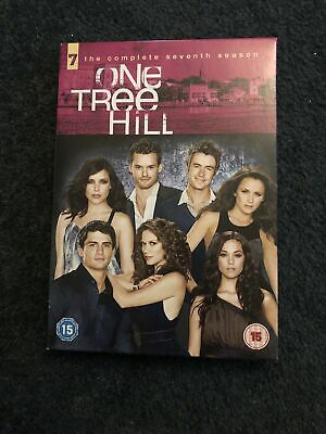 One Tree Hill - Series 7 - Complete (DVD, 2010) • 14.99£