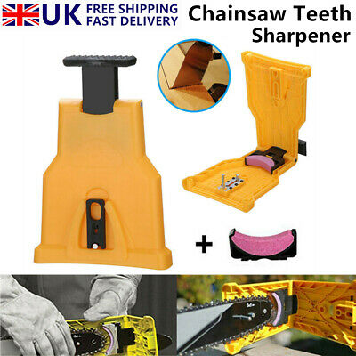 £7.99 • Buy Woodworking Chainsaw Teeth Sharpener Chain Saw Blade Sharpening Grinder Tool Kit