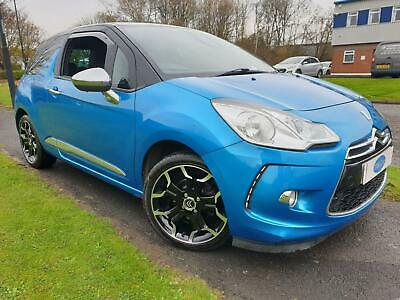CITROEN DS3 1.6 HDi DStyle 3dr [99 G/km] £0 ROAD TAX. LOVELY CONDITION • 4,199£