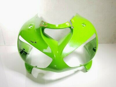 $64.95 • Buy 05 06 Kawasaki ZX6R ZX 636 Front Upper Nose Fairing Headlight Cover Cowl