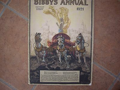 1921large Format ( Bibby S ) Annual • 30£