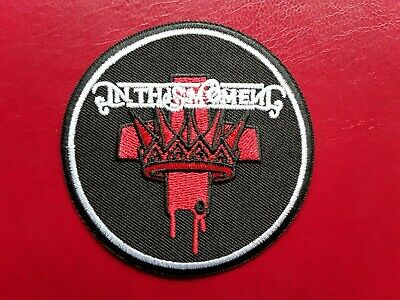 £3.45 • Buy In This Moment American Heavy Metal Rock Music Band Embroidered Patch Uk Seller
