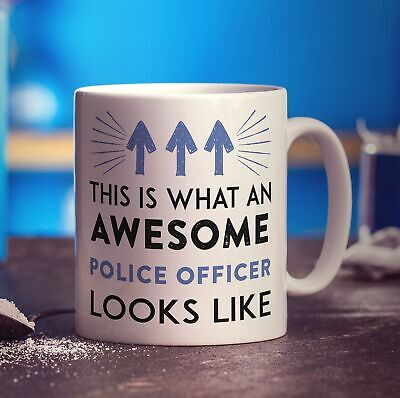 This Is What An Awesome Police Officer Looks Like Mug • 5.99£