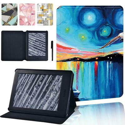 £7.99 • Buy 60 Patterns Leather Stand Cover Case For Amazon Kindle 8/10th Paperwhite 1/2/3/4
