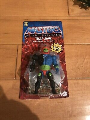 $32.50 • Buy Masters Of The Universe Origins Trap Jaw 5.5 In Action Figure IN HAND! **READ**