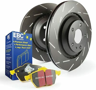 $289.88 • Buy EBC S9 Rear Kit Yellowstuff And USR Rotors For 05-18 300 / 09-18 Challenger
