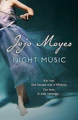 AU7 • Buy MOYES.Jojo.  Night Music. A Derelict Spanish House Becomes A Folly, Not A Haven!