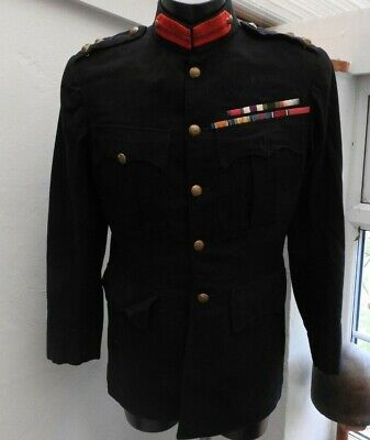 Military WW1 Royal Engineers Brigadier Uniform Tunic DSO Military Cross KCB(5491 • 229.99£