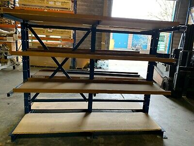 £400 • Buy Double Sided Cantilever Racking Used
