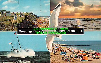 £7.99 • Buy R483915 Greetings From Hopton On Sea. D. Constance. Multi View. 1976
