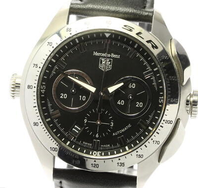 £1191.19 • Buy TAG HEUER SLR Mercedes-Benz CAG2110 Chronograph Automatic Men's Watch_576490