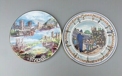 Wade For Ringtons Collectors Plate HERITAGE PLATE & Street Games Collectable  • 10.99£