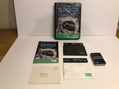 AU27.72 • Buy The Argos Expedition Commodore 64 Disk W/Manual/Case/Cards ~ Complete
