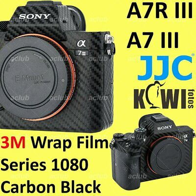$ CDN28.23 • Buy 3M Anti-Scratch Camera Body Film Cover Protector For Sony A7 III A7R 3