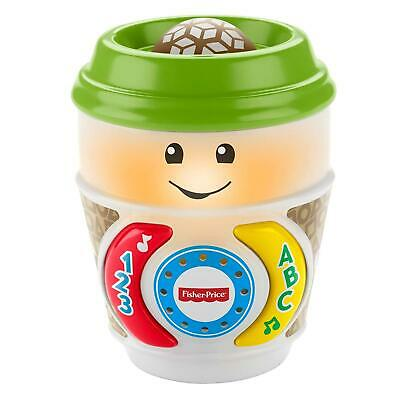 £9.99 • Buy Fisher-Price GHJ04 Laugh & Learn On-The-Glow Coffee Cup Interactive Baby Toy