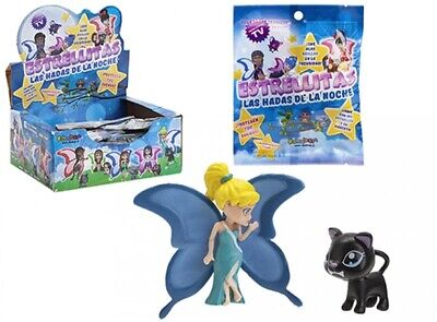 £2.50 • Buy 2 Mini Fairy And Animal Figures Collectable Fairies Girl Toy Party Bag Christmas