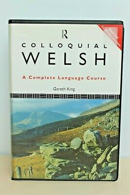 Colloquial Welsh. A Complete Language Course, Gareth King (Book /cassette, 1994) • 19.99£