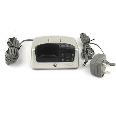 BT Freestyle 350 Twin Base Unit Only Answering Machine With Leads FREE Postage • 9.99£