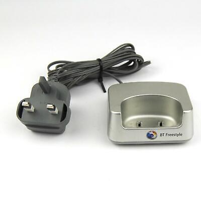 BT Freestyle 310 / 350 Charging Dock With Power Lead FREE UK Postage • 7.99£