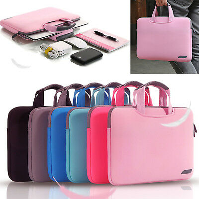 $14.79 • Buy For Macbook Air/Pro/Retina 13  11 15 Inch Laptop Sleeve Carry Bag Pouch Case