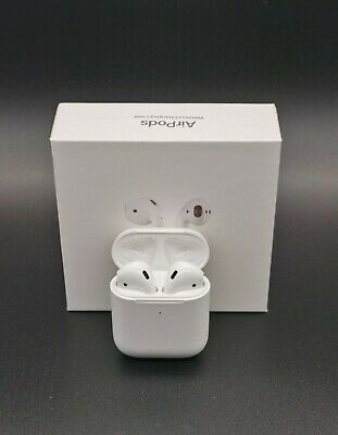 $ CDN145.18 • Buy Apple AirPods 2nd Generation With Wireless Charging Case - White (MRXJ2AM/A)