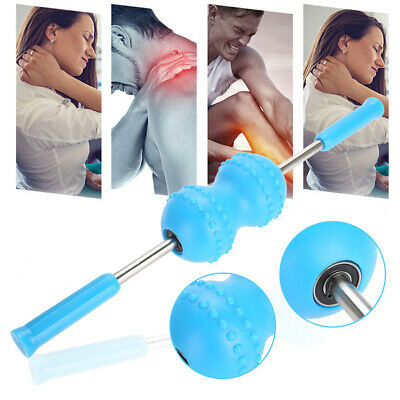 AU56.54 • Buy Easy To Operate Long Lasting Massage Stick Portable Size Massage Roller Stick